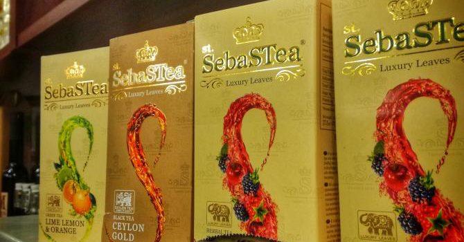 ajándék tea