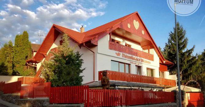 Mézeskalács Múzeum az első felújítási ütem elkészültekor