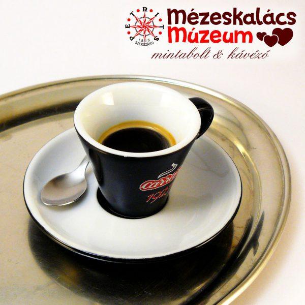 Carraro espresso a Mézeskalács Múzeumban